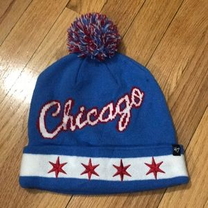Chicago winter hat